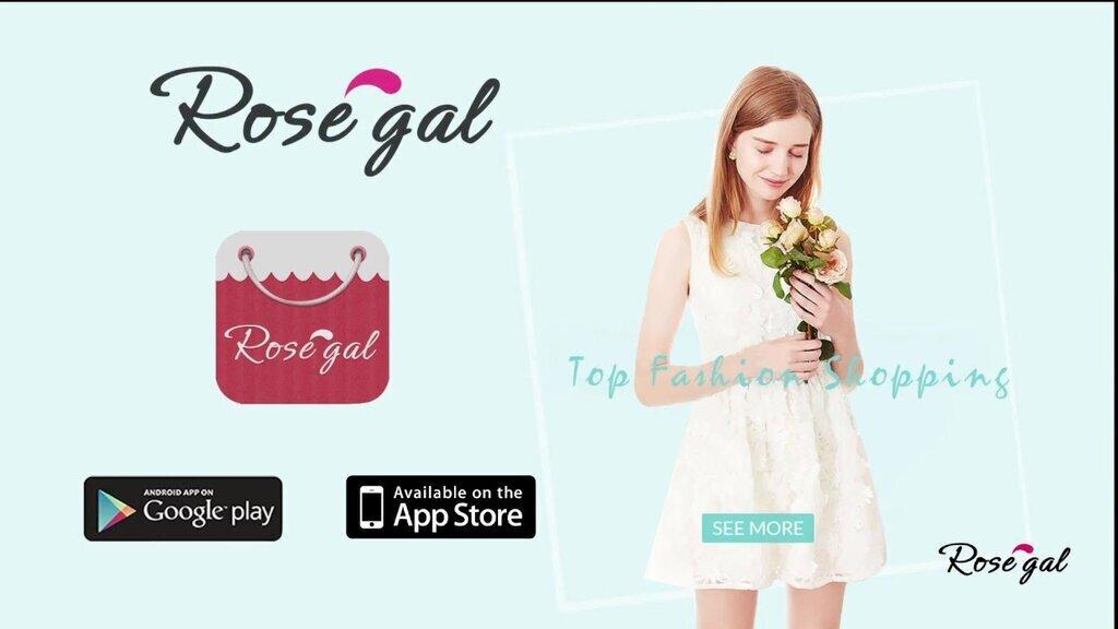 31 Apps Like Rosegal – Top Apps Like